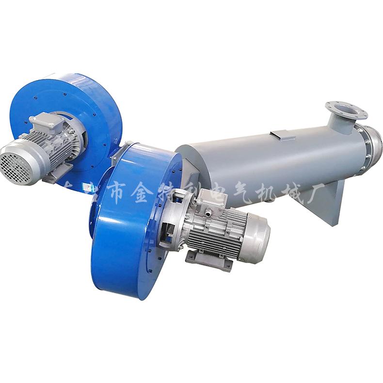 管道加热器的常见故障分析
