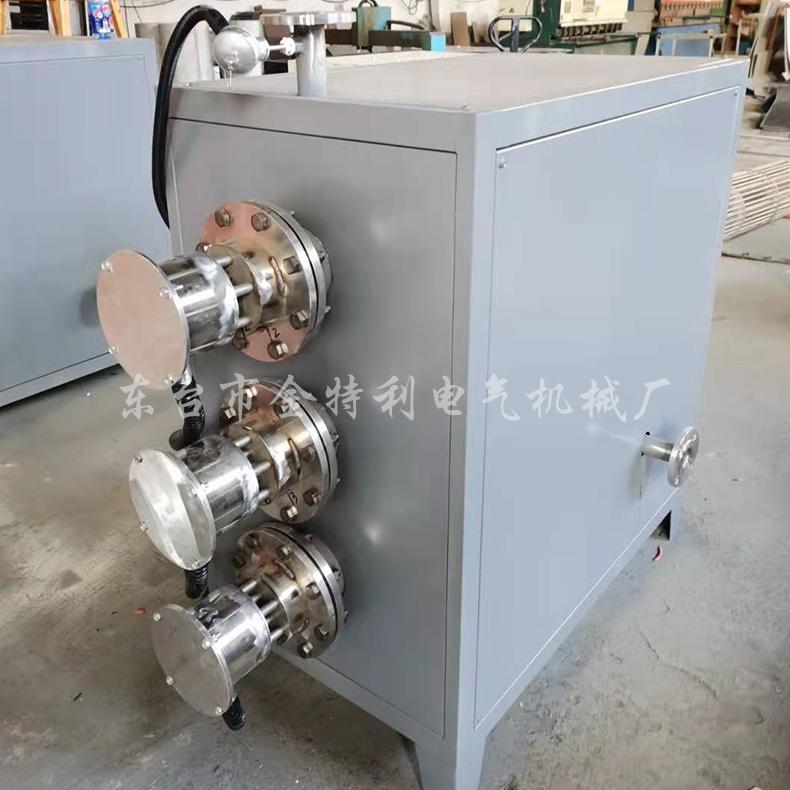 三段式一体管道加热器
